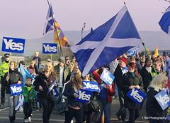 Dumbarton Demo (1789Photography) Tags: november demo march scotland scottish escocia demonstration independence dumbarton manifestation schottland ecosse 2014 scozia proindependence top20photojournalism 161114 independencias