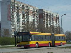 Solaris Urbino 18III, #1814Konstal 805Na, #1440, MPK Łódź sp. z o.o (transport131) Tags: bus urbino autobus solaris mpk lodz łódź