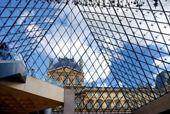 "Pyramide du Louvre • <a style=""font-size:0.8em;"" href=""http://www.flickr.com/photos/29084014@N02/15416925953/"" target=""_blank"">View on Flickr</a>"