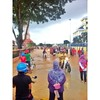 Flood-Xmas-Eve-Fiesta this late evening 😁  #Hope #prayforpantaitimur #KotaBharu #Flood #malaysia #Kelantan #Monsoon