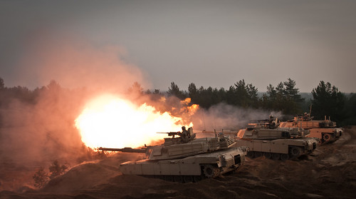 NATO WAR GAMES ON RUSSIA'S BORDER, From FlickrPhotos