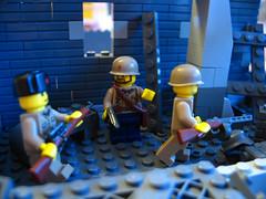 Lego soviet ww2 wars russian stalingrad russes brickarms frontoviki