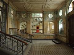 "Beelitz Hospital • <a style=""font-size:0.8em;"" href=""http://www.flickr.com/photos/37726737@N02/15595880424/"" target=""_blank"">View on Flickr</a>"