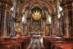 The Loreta chapel (frisch-luft.ch) Tags: detail art architecture prague interior chapel praha contrasts hdr photomatix canon600d snapseed