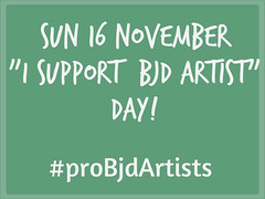Stand up for the bjd artists! (SilenTsuki) Tags: original doll bjd resin legit proartist norecast