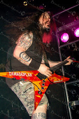 """Dimebag"" Darrell Abbott (Aug 20, 1966 - Dec 8, 2004) 10 years later. (B. Marshall) Tags: musician 2004 guitar dean dime murder onstage dimebag pantera damageplan darrelllanceabbott dimonddarell"