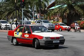 1- Taxi