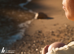 Sweet warmth (F. Prieto // fprieto.es) Tags: sunset sea woman beach nature girl rock relax sand warm warmth lips alicante zen contemplative seashore 2014 lavilajoiosa fernandoprieto