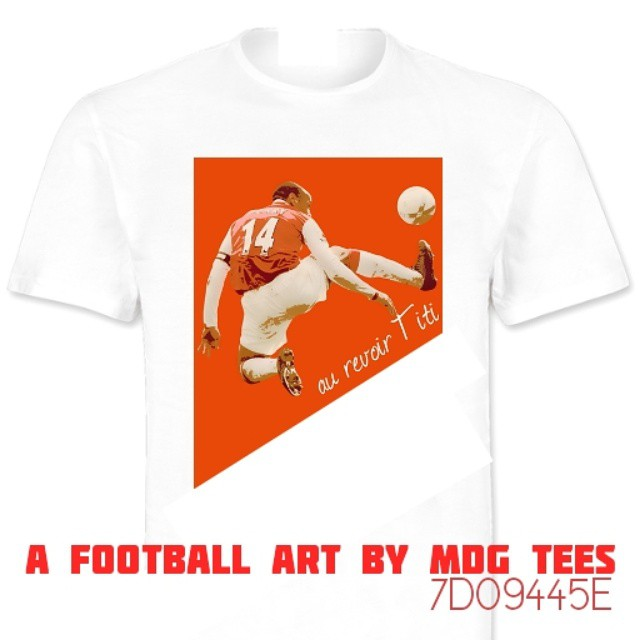 Lokasi Nobar: Au revoir Titi. A football art by MDG Tees 7D09445E.