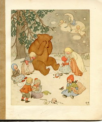 1931. Ida Bohatta: Das Arme Jesulein - The Poor Little Jesus (elinor04 thanks for 25,000,000+ views!) Tags: pictures old by illustration 1931 mnchen book 1930s illustrated letters gothic images colored writer alphabet written storybook author fonts childrensbook firstedition verlag germantext idabohatta josefmller idabohattamorpurgo gothicletter josefmllerverlagmnchen
