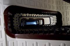 Sobre la escalera (carpomares) Tags: escalera