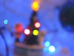 Merry Christmas! (elaczi) Tags: christmas bokeh merrychristmas bokehchristmas bokehful bokehphotography