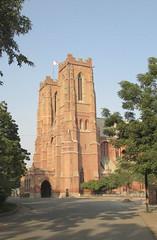 The Cathedral (Batool Nasir) Tags: pakistan church cathedral lahore 2014 placeofworship batoolnasir thecathedrallahore kukargirja