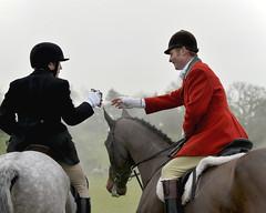 Boxing Day Hunt (Kentish Plumber) Tags: uk england horses countryside kent december southeast hunters riders huntsmen 2014 weald chiddingstone boxingdayhunt oldsurreyburstowandwestkenthunt oldsurreyburstowhunt westkenthunt