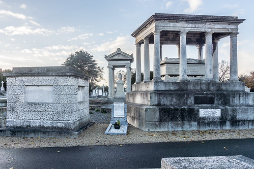 Mount Jerome Cemetery & Crematorium is situated in Harold's Cross Ref-100416
