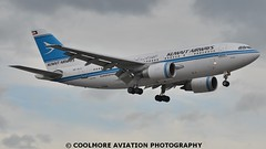 2014_07_07_LHR810 (COOLMORE PHOTOGRAPHY) Tags: airport heathrow airbus kuwait 310 lhr a310 egll kuwaitairways a3103 airlineraircraft airbusa3103 airlinerslondon heathrow9kala