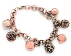5th Avenue Copper Bracelet P9820A-2