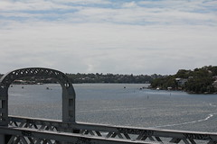 Oatley/Como Bridge (james.sanders2) Tags: christmas bridge party como heritage train transport under railway trains line wires nsw area shire metropolitan lattice gauntlet illawarra nswrtm oately