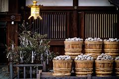 "Shimogamo Shrine Oshira-ishi "" "" (Hiroshi Ban /  ) Tags: wood travel history festival japan stone temple ruins kyoto shrine sigma event sanctuary sd1 fovron"