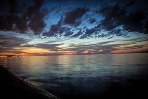 Al Caer el Sol / Sunset - Campeche