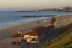 View of Redondo (shinnygogo) Tags: sunset beach strand jan newyears torrance 2014