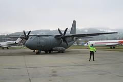 WEF Airport St. Gallen-Altenrhein C-27J