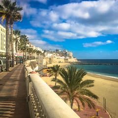 Ceuta shore
