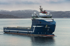 An Offshore worker (Per-Karlsson) Tags: offshore vessel psv sandnessjoen platformsupplyvessel canoneos6d offshorevessel offshorenorway