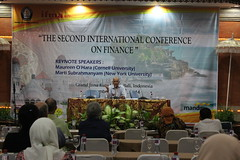 2nd Conference on Finance 2014