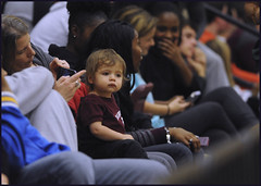 Last Picture of My Day #1554 (billycalzada) Tags: usa sports basketball sport sanantonio last children nikon day tx picture fans toddlers d3 my adanmyboy reaganchurchillboysbasketball