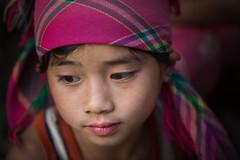 Vietnam: enfant de l'ethnie Lolo noir. (claude gourlay) Tags: portrait people face asia retrato vietnam asie ethnic minority ritratti ritratto indochine caobang tonkin baolac ethnie minorit claudegourlay lolonoir