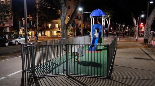 Детская площадка. Тель-Авив, Израиль