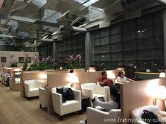 sats lounge changi t3 3 (frannywanny) Tags: travel food menu airport singapore lounge terminal3 changiairport boardinggate changiairportt3 airportloungereview satspremierelounge