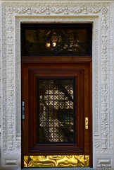Grand Entrance (Harry Lipson) Tags: door photography wroughtiron masonry entrance doorway h elegant brass frontdoor detailed elegance the 297 grandentrance harrylipsoniii harrylipson thephotographyofharrylipson
