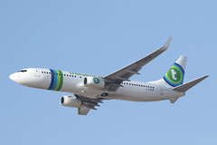 F-GZHK Boeing 737-8K2(WL) Transavia France (pslg05896) Tags: morocco marrakech rak menara boeing737 gmmx transaviafrance fgzhk