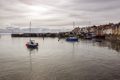 St Monans Harbour, East Neuk, Fife (Colin Myers Photography) Tags: st fishing harbour fife sunny east olde stmonans monans neuk stmonansharbour