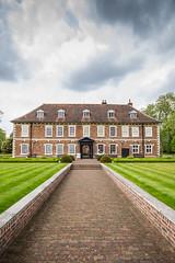 To the Manor (AlistairBeavis) Tags: uk sky house brick path bexley process hss hallplace leadinglines sliderssunday alistairbeavis alistairbeaviscom