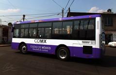 MASA C8R NSMT 1100057 (tonypatriot2901) Tags: mxico de ciudad masa nuevo transporte servicio metropolitano nsmt cdmx c8r