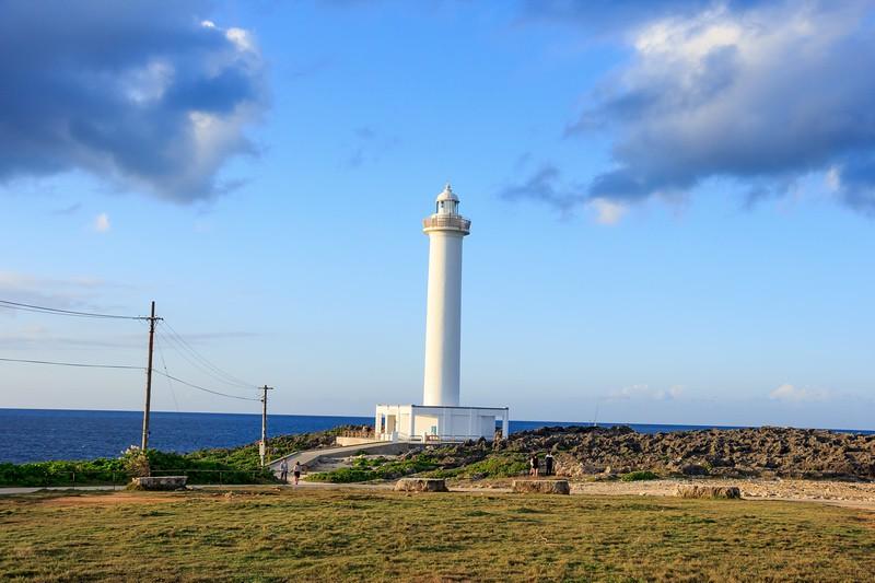沖繩自駕自由行.殘波沙灘