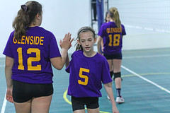 IMG_1031 (SJH Foto) Tags: school girls club high team sub teenagers teens rotation volleyball substitution tweens