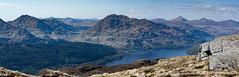 Mountains and lochs (GDDigitalArt) Tags: nature sunshine rural scotland daylight outdoor hiking benlomond lochlomond