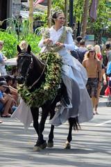 100th Annual King Kamehameha Day Parade (BarryFackler) Tags: life street horse beautiful mammal outdoors island hawaii polynesia outdoor being lei celebration event tropical bigisland tradition rider pau equestrian kona kahoolawe kailuakona 2016 domesticanimal konacoast hawaiicounty horsewoman pauskirt aliidrive hawaiiisland hawaiianculture sandwichislands kingkamehamehaday paurider westhawaii hawaiianhistory northkona hawaiianheritage kingkamehamehadayparade barryfackler barronfackler pauprincess pauprincessofkahoolawe 100thannualkingkamehamehadayparade