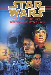 Novel-Star-Wars-The-New-Rebellion (Count_Strad) Tags: book starwars fantasy future scifi novel sciencefiction