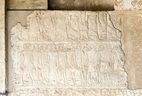 Tomb of Horemheb Saqqara