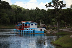 The restaurant of our choice (iorus and bela) Tags: cuba lakes may palmtrees 2016 lasterrazas meimeivakantie