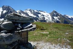 Zillertal: Tettensjoch (2.276m), mit Ausblick auf Hllensteinspitze (2.755m) (dscheronimo) Tags: schnee sky mountain berg austria sterreich sony himmel berge tux zillertal massiv rx100 tettensjoch hllensteinspitze