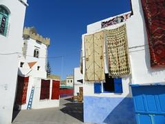 Rugs in Asilah (Jessica Splain) Tags: morocco asilah