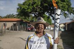 REVEZAMENTO DA TOCHA OLIMPICA RIO 2016 (Fotos Puro Esporte) Tags: ma 004 jogosolmpicos tocha rio2016 chamaolmpica barreirinhaslencoismaranhenses