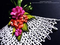 Floral Fan 4 (Nupur Creatives) Tags: heartfelt creations heartfeltcreations