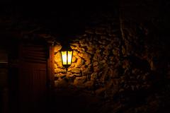 Licht (Theo Bauhuis) Tags: france monument lamp wall licht ancient dordogne frankrijk oud muur